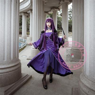 taobao agent Fate/Grand Order FGO Skaha master craftsman initial cosplay costume