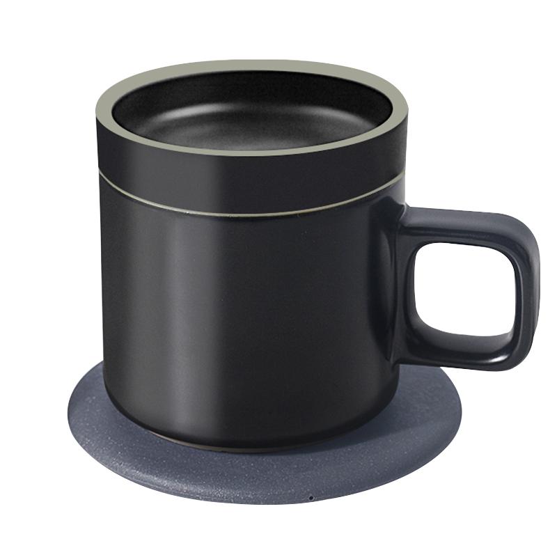 加热杯垫恒温杯加热水杯暖暖杯热牛奶神器保温55度杯手机无线充电