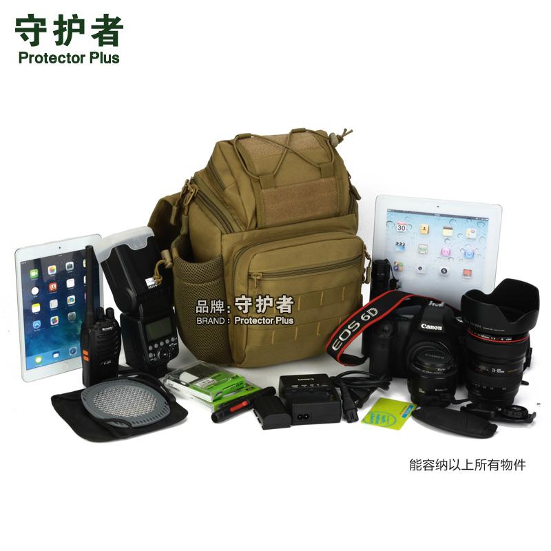 Ngoài trời đa chức năng siêu yên túi chuyên nghiệp nhiếp ảnh vai túi vai túi Lu Ya Lei ếch túi cá túi mồi ấm đun nước