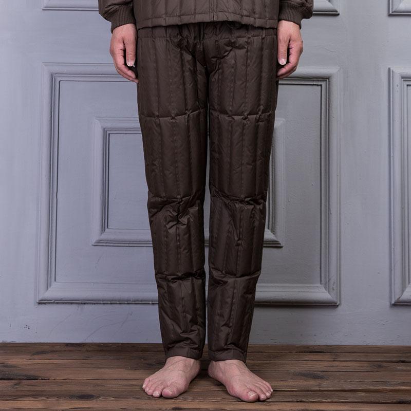 Cũ hơn xuống quần người đàn ông cộng với phân bón để tăng 200 kg mặc đàn hồi eo mỏng cao eo kích thước lớn mỏng phần mỏng