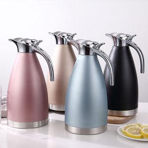 不锈钢保温壶家用水壶保温瓶暖壶暖瓶大容量热水瓶2L