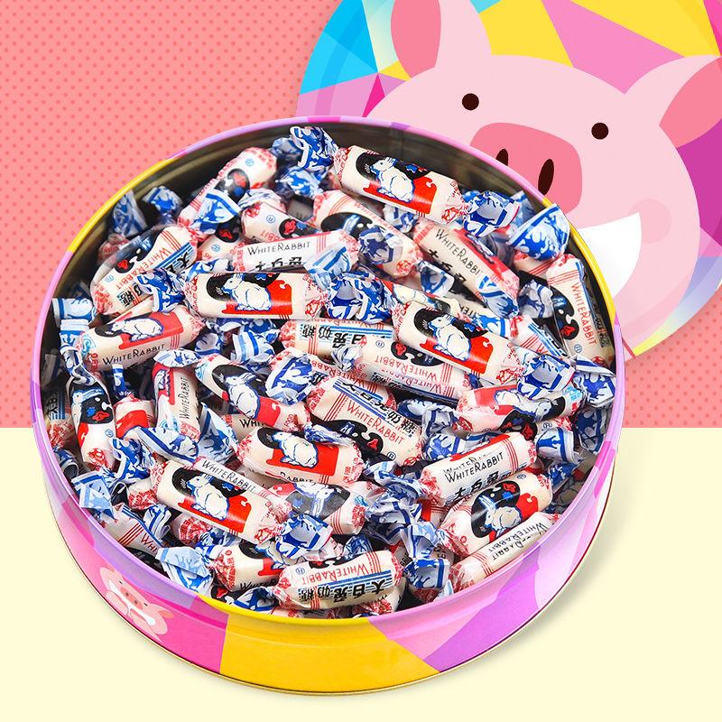 【上海特产】奶糖礼盒装零食糖果生日教师节礼物送女友114g