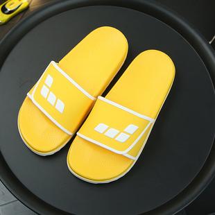 情侣拖鞋家居家用室内时尚外穿潮厚底防滑