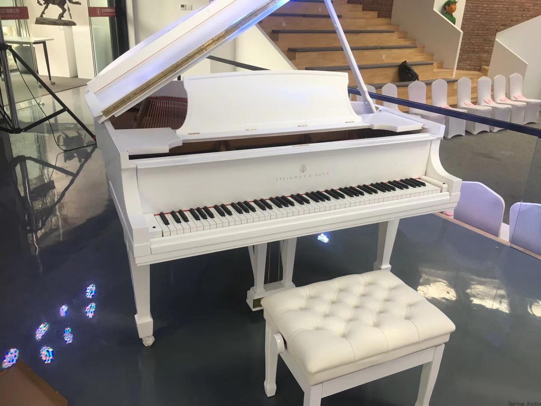 Phòng thu tái thiết Wangway Steinway Steinway Bắc Kinh M170 Grand Piano