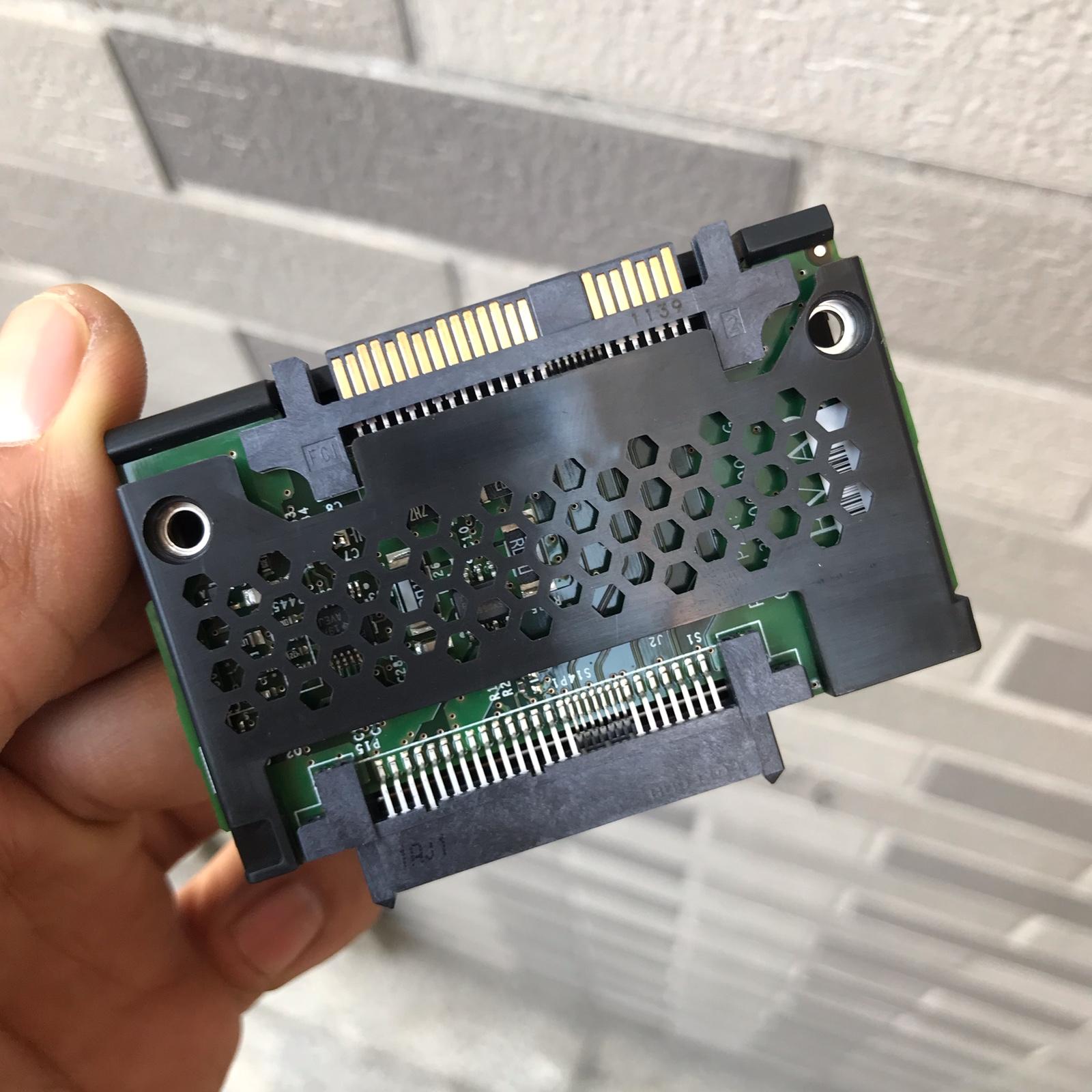 sas sata3.5硬盘转接主板 全新 电脑服务器硬盘转接板 SAS转接SATA板硬盘转接板