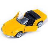 儿童玩具合金复古车跑车模型 券后6.63元包邮