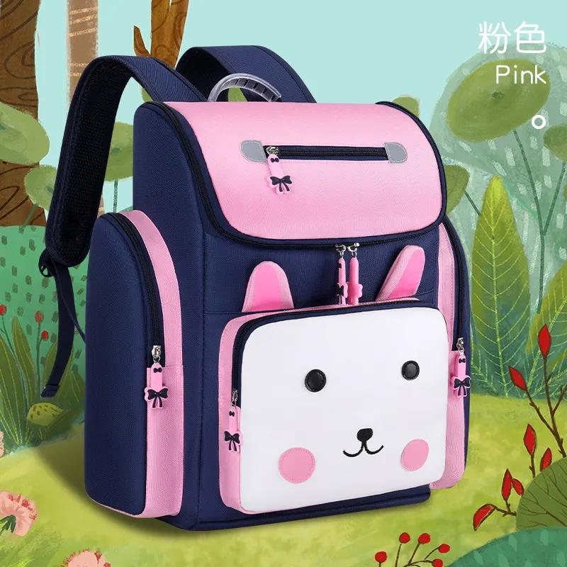 韩版男童女童小学生书包女网红儿童包幼儿园一二三四五六年级女孩