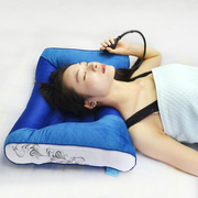 Cổ tử cung gối sửa chữa cổ tử cung kéo đặc biệt lực kéo điều chỉnh gối cổ gối đốt sống gối điện sưởi ấm trị liệu gối nóng