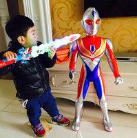 Негабаритный Османский Человек Галактика Супермен детские 迪迦赛罗泰罗 комплект Воплощения мужской Детский звук и свет версия
