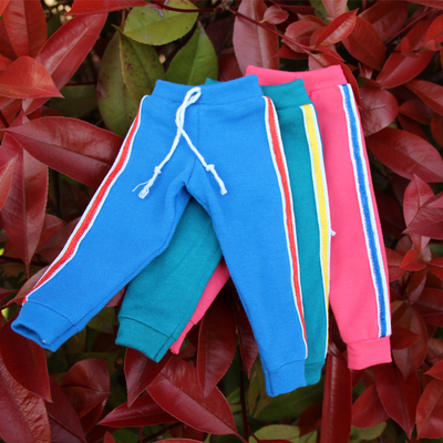 taobao agent High Street Baby Pants, Hip-Hop Baby Pants, Three colors are available