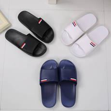 防滑厚底男女拖鞋简约时尚浴室室内外情侣宾馆酒店凉拖鞋