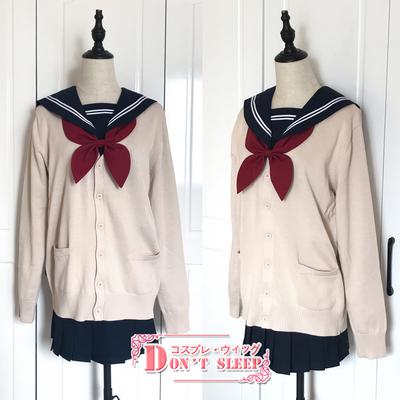 taobao agent My hero academy cross me quilt cos costume JK uniform school uniform sailor uniform orthodox but everyday