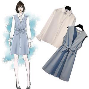 新款韩版甜美洋气修身蕾丝上衣秋季小衫