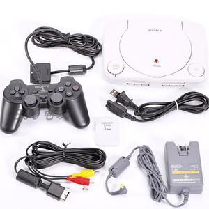 Ban đầu PS1.PSone nhà hoài cổ trò chơi truyền hình giao diện điều khiển. Được sử dụng vỏ ban đầu thay thế bảo hành cho nửa năm