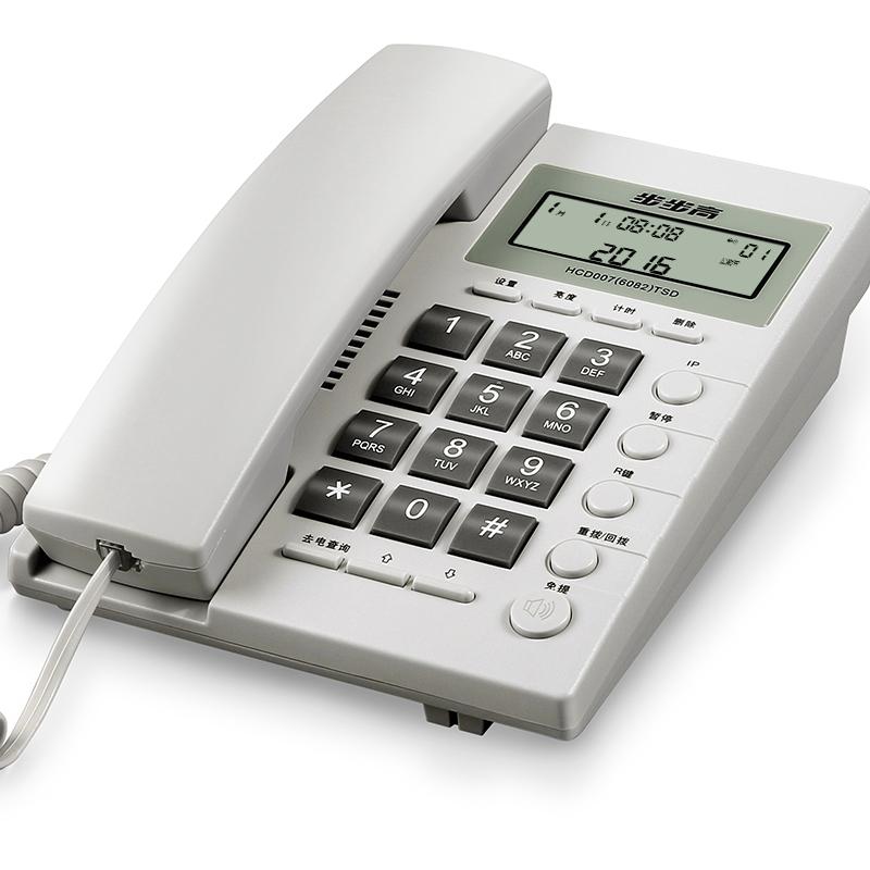 步步高 6082 台式电话机
