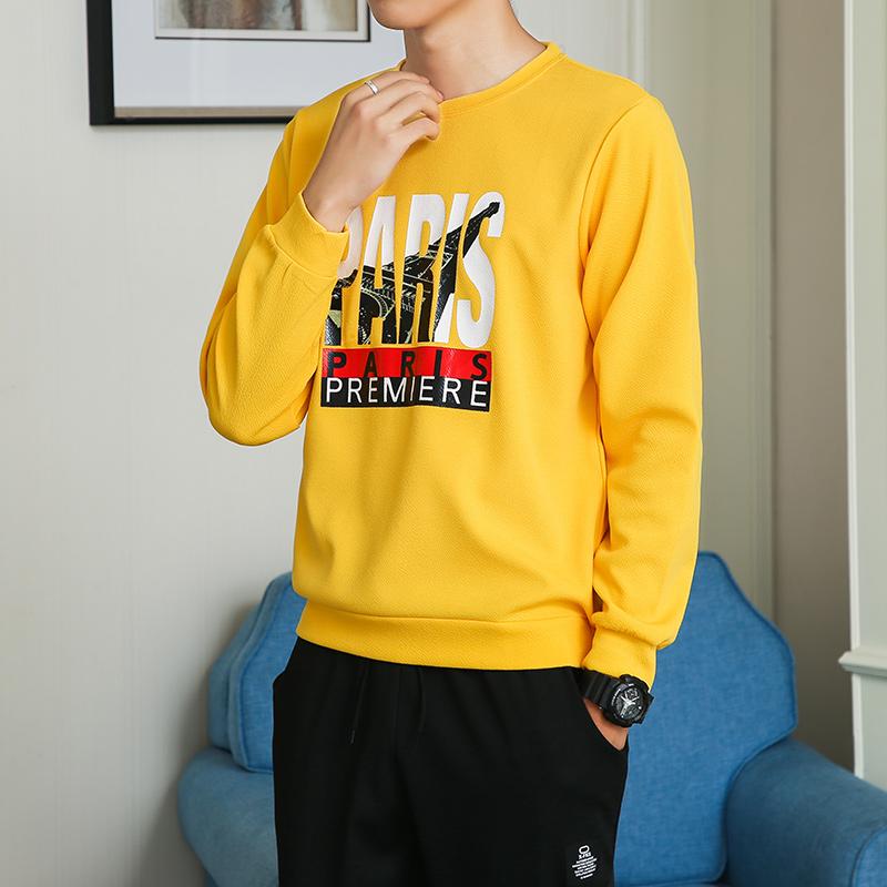 热销327件不包邮祖玛珑卫衣套装男春秋季圆领运动套装