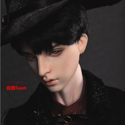 taobao agent 【CharmDoll/CD】Limited Edition BJD Male Doll SD71CM Uncle-Sean Sean (15% off free shipping)