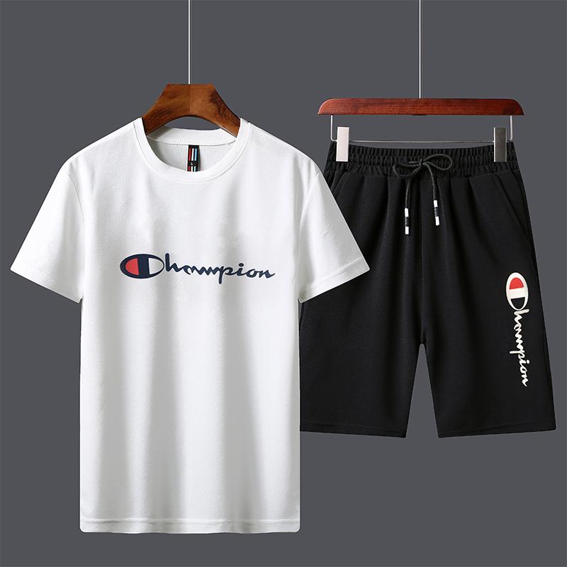 余文乐同款销量冠军买一送一2件套装T恤