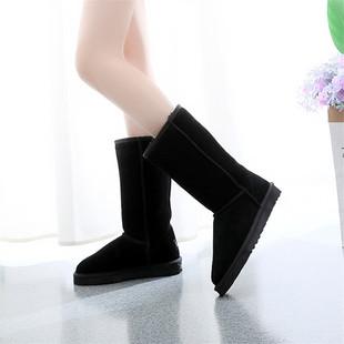 雪地靴女加厚保暖雪地棉面包鞋棉鞋