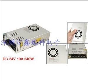 Công cụ phần cứng Điều khiển điện Hộp phân phối điện công nghiệp Máy đột dập Cung cấp điện S-250-24 Biến áp - Điều khiển điện