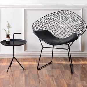 Bắc âu kim cương rỗng dây ghế thiết kế sáng tạo sắt công nghiệp giải trí ghế nhiếp ảnh đạo cụ đồ nội thất ghế
