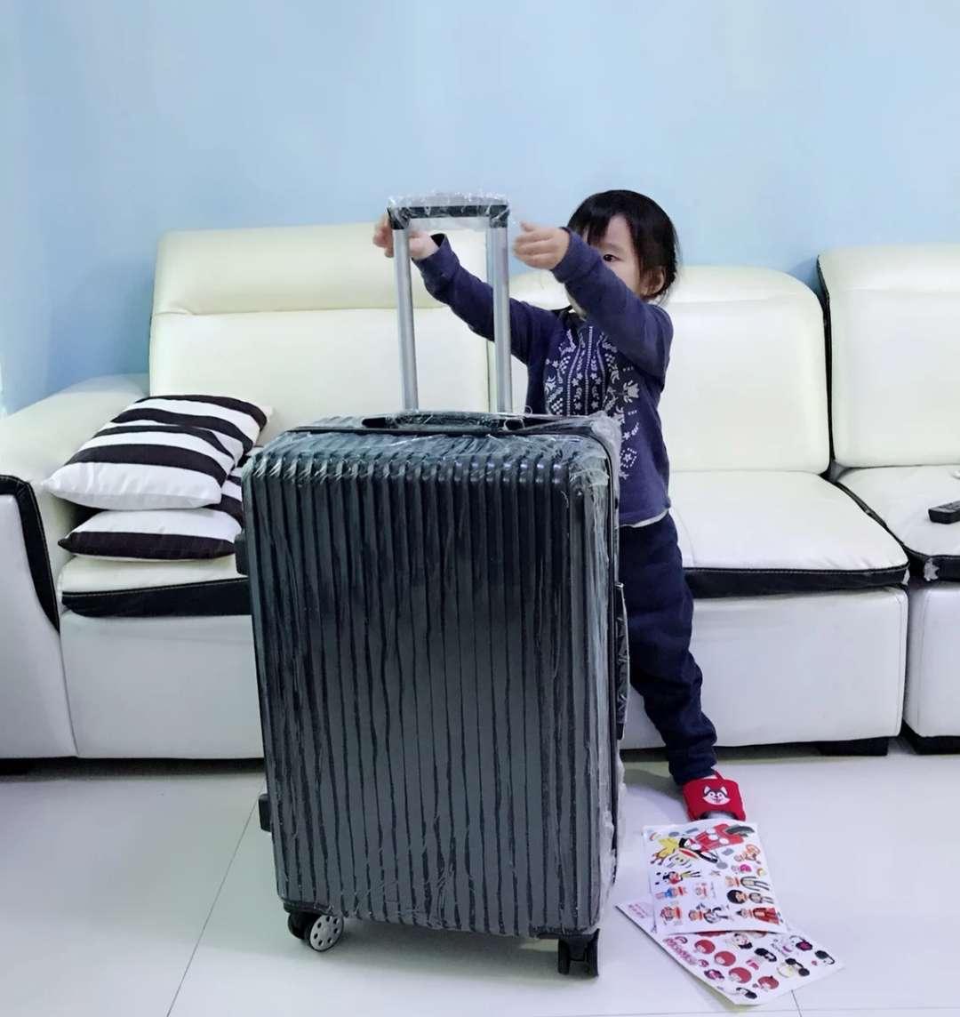 Hành lý vali cho nam và nữ sinh viên Xe đẩy 22 inch 20 hành lý lên máy bay - Va li