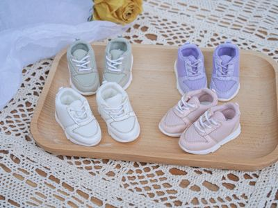 taobao agent Spot free shipping bjd male and female dolls 6 points 1/6yosd big 6 points baby clothes accessories shoes sports shoes wild