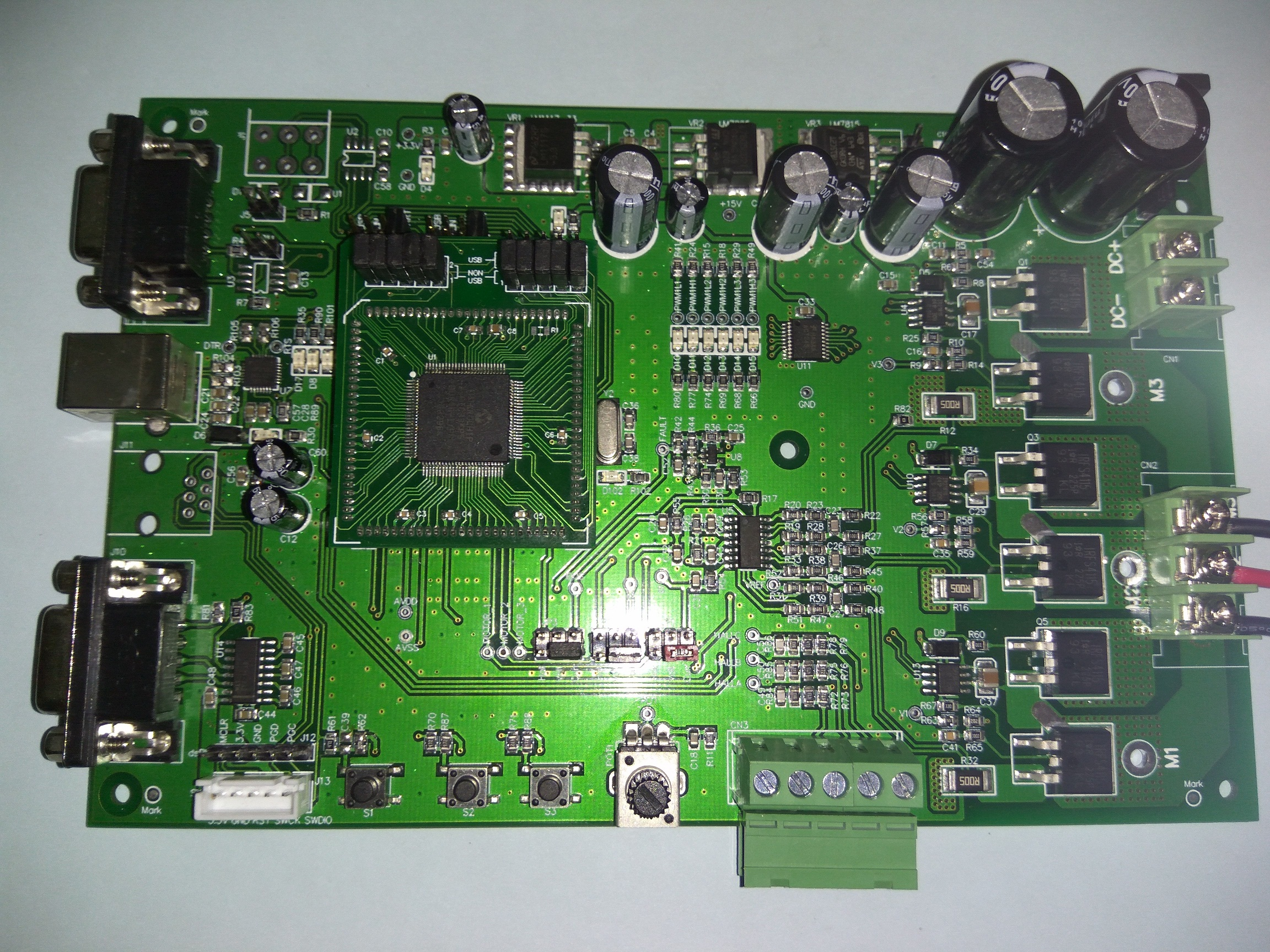 Categoryscientific Experiment Equipmentproductnamemicrochip Mclv Details About Ka2284 Integrated Circuit Microchip Dspic33ep512mu810 Pmsm Foc Dc Brushless Motor Development Board
