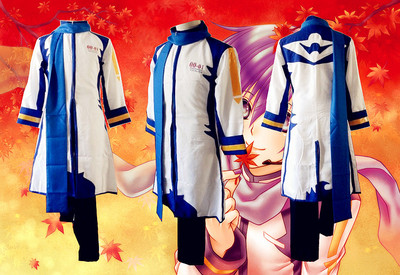 taobao agent Cosplay animation game Hatsune brother KAITO formula first sound cos clothing free shipping custom