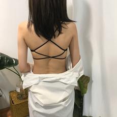 933#实拍实价 夏语薄款一片式无痕无钢圈文胸性感聚拢胸罩女内衣