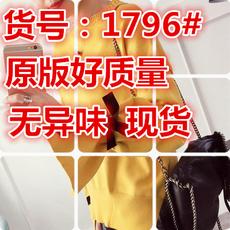秋装女装2018新款毛衣套头宽松韩版学生春秋季外套针织衫上衣长袖