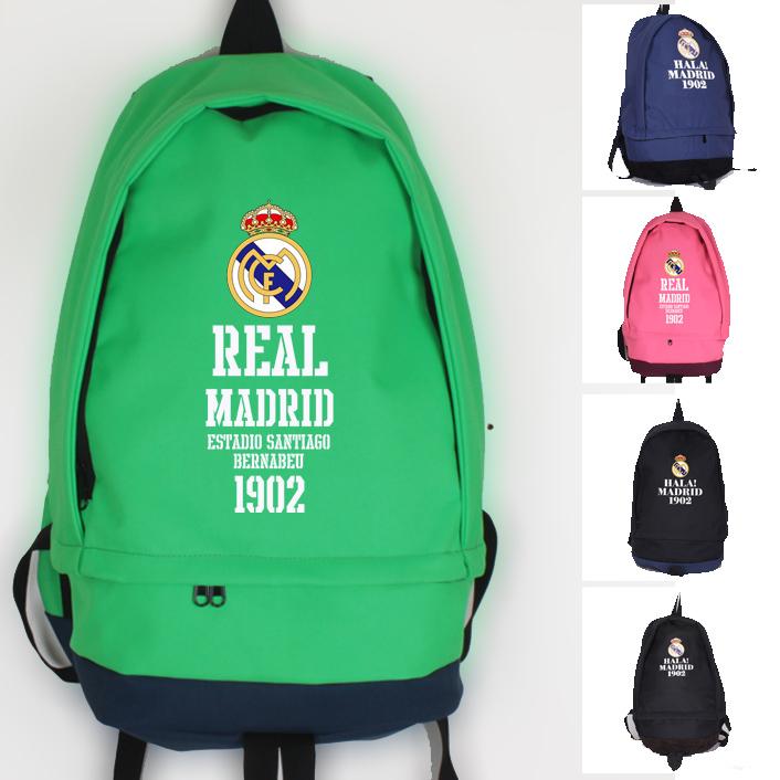 Рюкзаки с логотипом реал мадрид рюкзак 80-100литров флектарн
