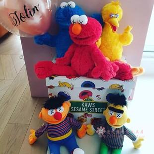 【芝麻街联名款】大号毛绒玩具
