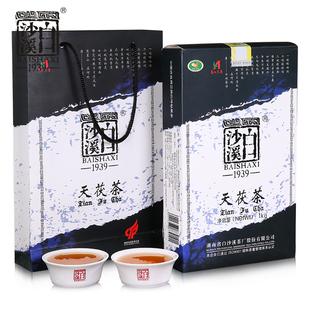 安化黑茶白沙溪1公斤天茯茶