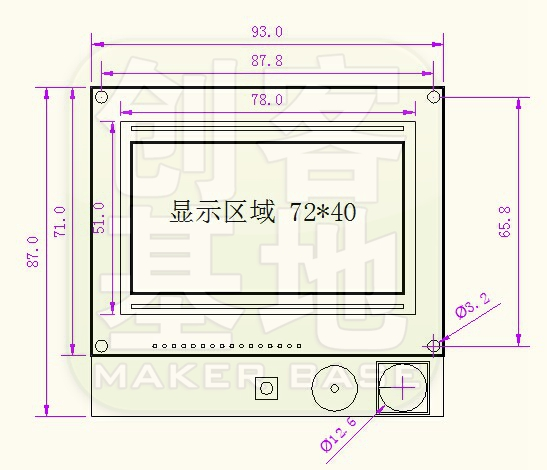 3D PRINTER RAMPS1 4 LCD12864 AUTO LCD SCREEN INCLUDE CHINESE FONT