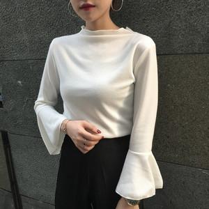 611蹦迪网红街拍同款上衣ins怪味女BF嘻哈chic早秋长袖t恤潮