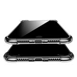 苹果系列软胶防摔手机壳 送钢化膜 券后6.8元起包邮