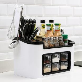 调料置物架厨房用品调味品收纳架