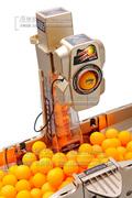 自动循环回收!第五代超级乒皇T288-5乒乓球发球机