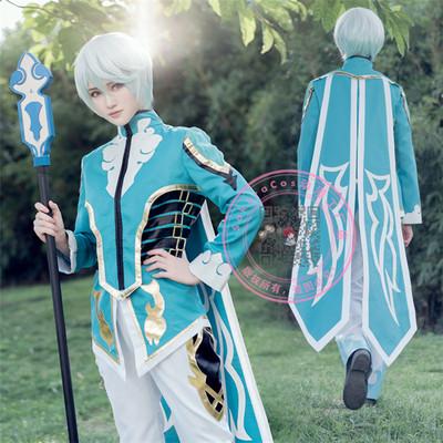 taobao agent Sakuracos--Legend of Love Micurio cosplay costume cosplay men's cos costume