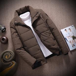 祖玛珑棉衣男士外套羽绒棉服冬季加厚棉袄