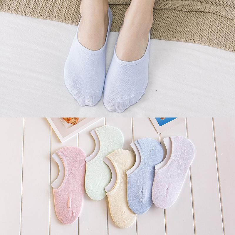 袜子女士船袜女短袜夏季超薄款浅口日系韩国隐形袜可爱学院风百搭