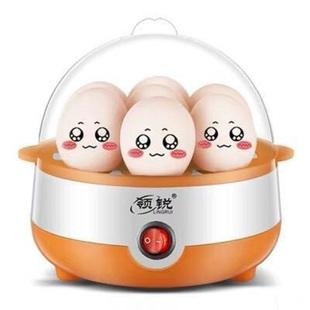 领锐蒸蛋器自动断电家用煮蛋器小型1人多功能小早餐煮鸡蛋机神器