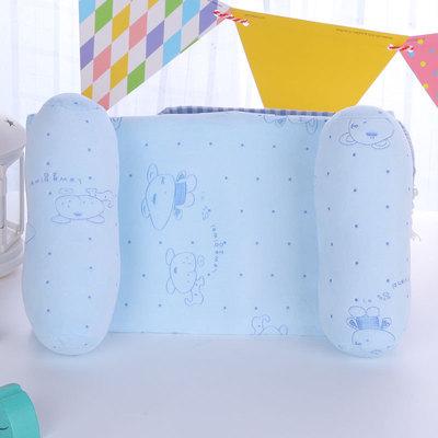 婴儿枕头0-6个月防偏头定型枕初生儿透气新生儿冰丝枕头0-3岁春夏可领取淘宝优惠券3元