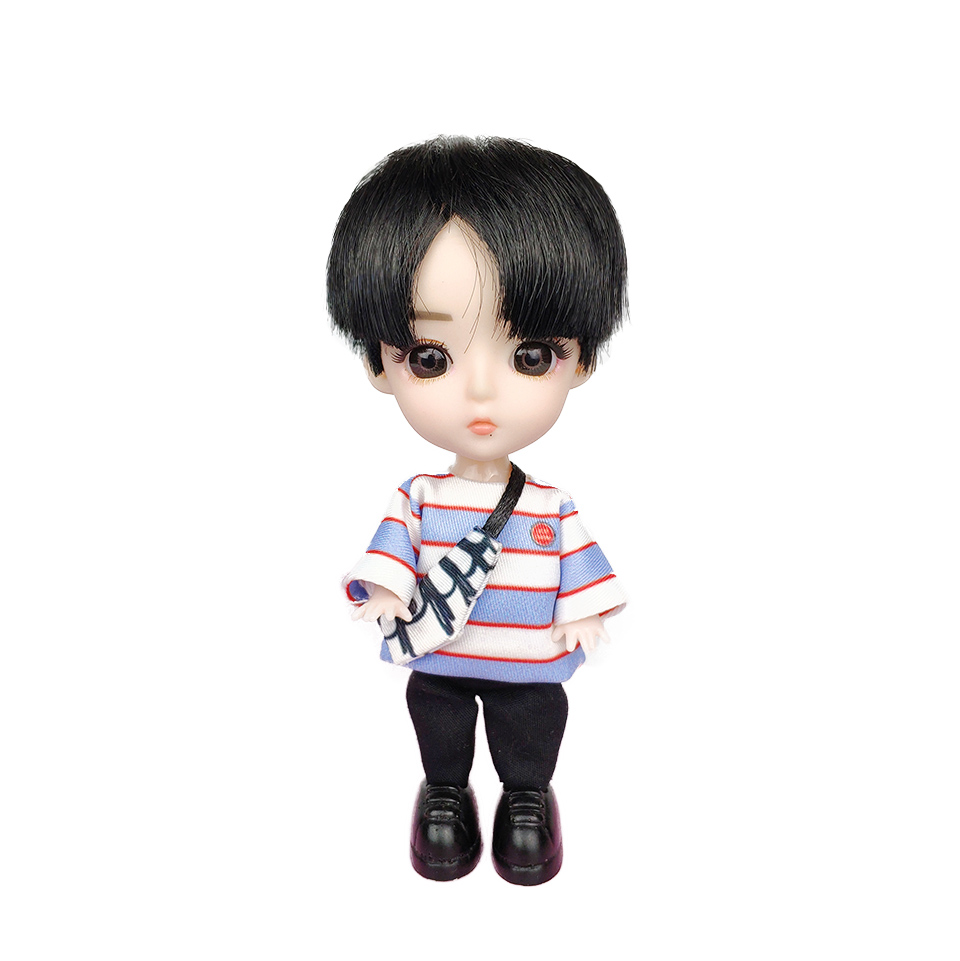 The Untamed Xiao Zhan 肖战 Star 12cm Doll Clothes Toy Clothing Gift Sa