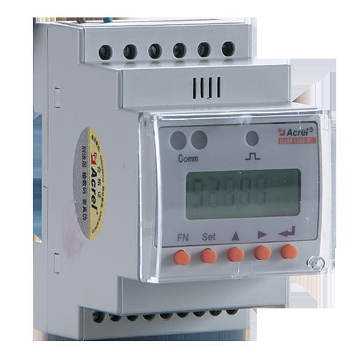 DJSF1352-RN 直流电能表 导轨安装 安科瑞厂家直销 包邮