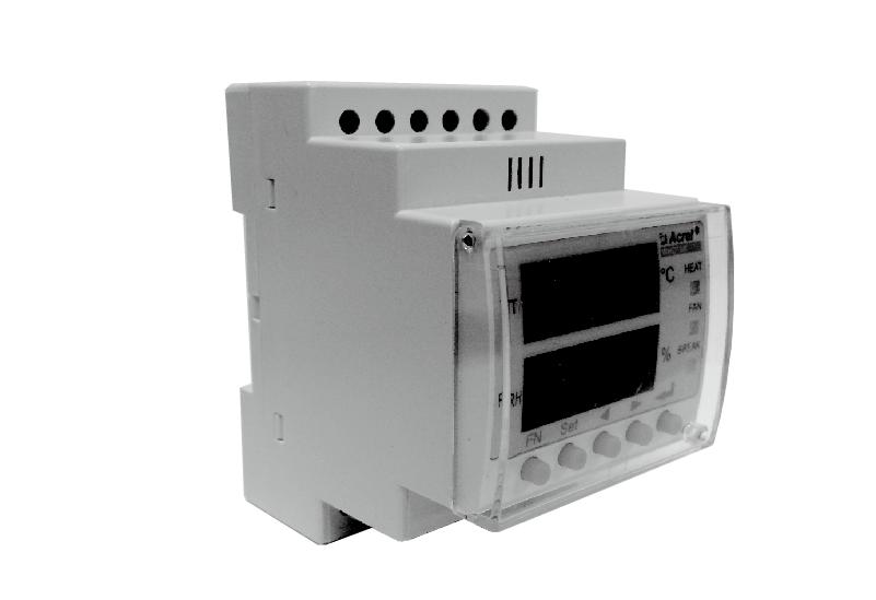 安科瑞厂家直销WHD10R-11 导轨安装 温湿度控制器 1路温度1路湿度
