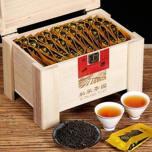 福建武夷山金骏眉红茶中秋送礼茶叶实木盒过年礼盒茶叶400g