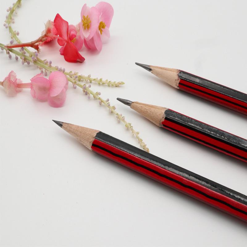 学生写字专用铅笔环保无铅毒HB铅笔