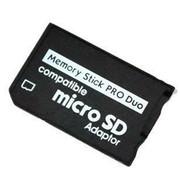Thẻ nhớ thẻ nhớ Psp đặt TF thành MS thẻ nhớ ngắn Thẻ nhớ PSP đặt thẻ TF thành thẻ MS đặt thẻ đơn - PSP kết hợp